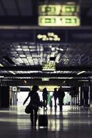 passaggio della stazione della metropolitana