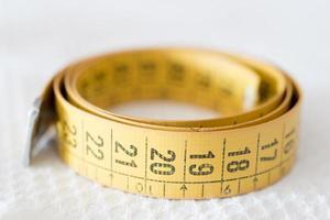 nastro di misurazione foto