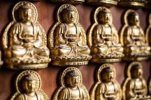 statua di buddha cinese foto