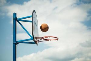 basket di strada