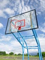 cerchio da basket foto