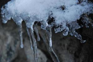 stretta di ghiaccioli