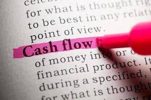flusso monetario foto