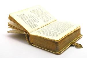 libro di storia antica foto