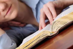 studio della Bibbia foto
