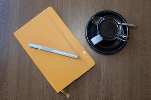caffè e quaderno ii