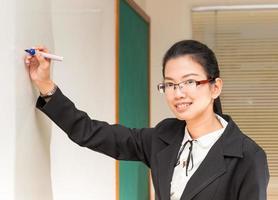 insegnante di donna foto