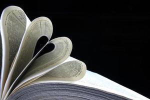 pagina del libro foto