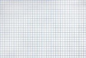sfondo di carta millimetrata