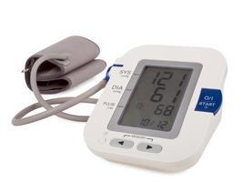 monitor per la pressione del sangue foto