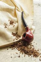 pipa di tabacco foto
