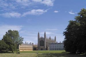 cappella del King's College, Cambridge foto