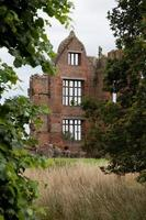 Moreton Corbett Castle, Shropshire, Inghilterra foto