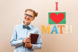 amo la matematica! foto