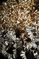 trucioli di metallo cnc