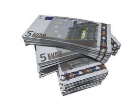 cinque euro foto