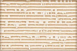marrone foglio di cartone ondulato sfondo foto