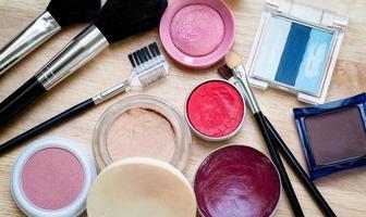 kit del make up foto