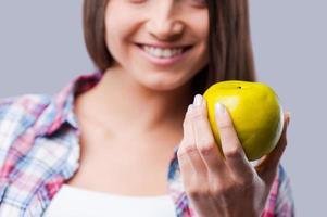 mangiare sano! foto