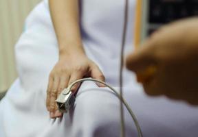 attrezzature mediche e ossigeno foto