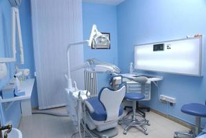 stanza del dentista foto