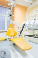 poltrona odontoiatrica foto