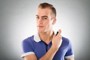 profumo maschile foto