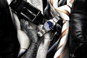set di accessori business maschile foto