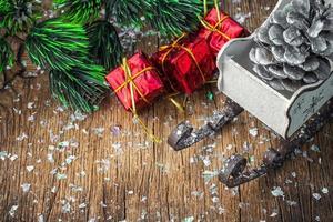 Biglietto natalizio foto