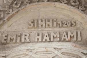 vecchio hamam mardin