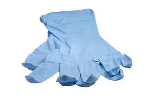 guanti medicali foto
