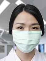 professionista medico asiatico foto