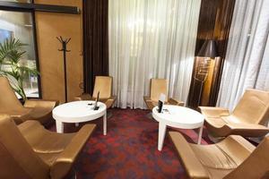 area lounge dell'hotel foto