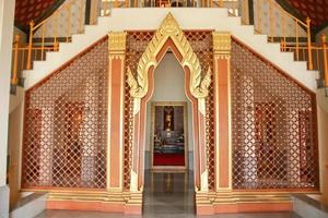 tempio interno modello foto