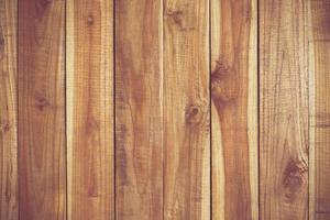 vecchio modello di sfondo in legno foto