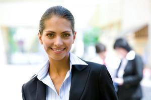giovane segretaria foto