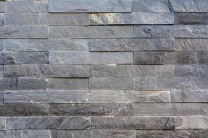 modello della superficie del muro di pietra foto