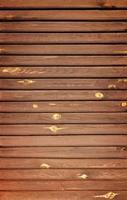 la vecchia struttura in legno con motivi naturali