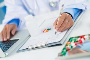 prescrizione medica foto