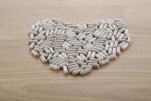 pillole di medicina foto