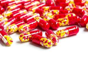 capsula medica. foto