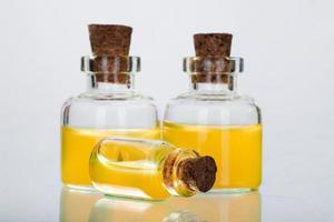 bottiglia di medicina foto