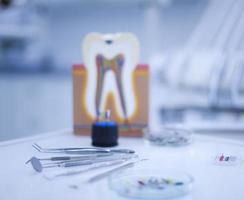 assistenza sanitaria di stomatologia foto