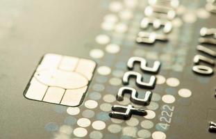 carta di credito foto
