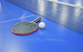 tennis da tavolo foto