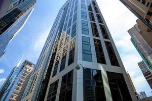 gli edifici corporativi di Hong Kong foto
