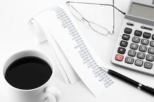 contabilità per affari foto