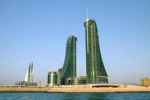 bahrain financial harbor (bfh) foto