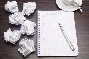 di brainstorming