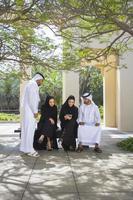gruppo aziendale emirati foto
